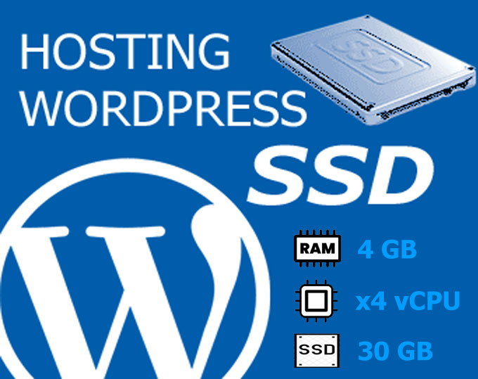 hosting-wordpress litespeed ssd